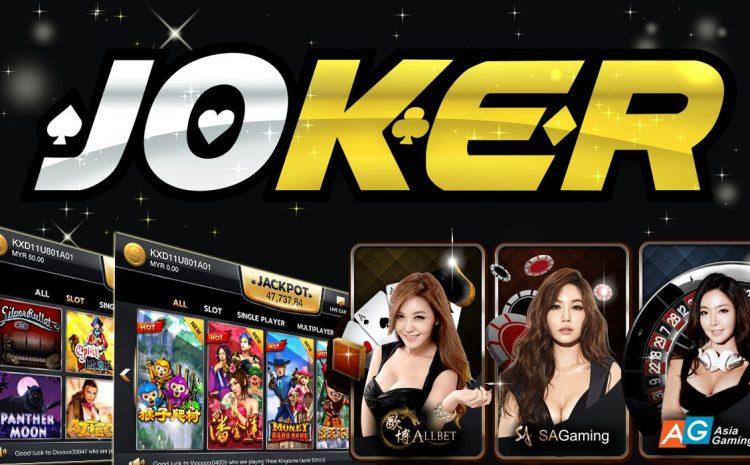 Langkah Bermain Slot Online via Agen Joker123